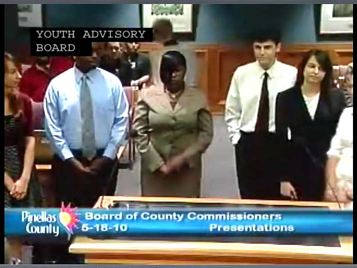Pinellas County Youth Advisory Committee